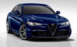 Alfa Romeo ジュリア クアドリフォリオ