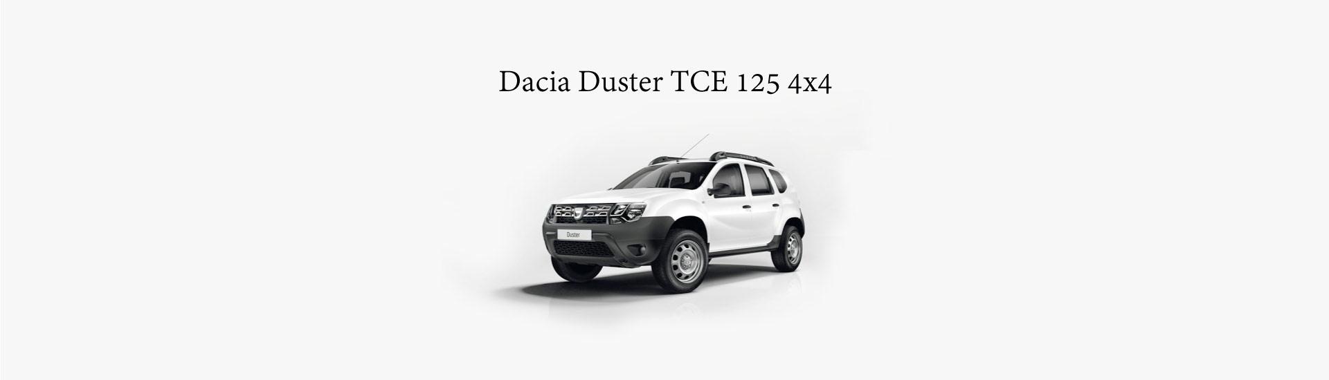 Dacia Duster 輸入販売