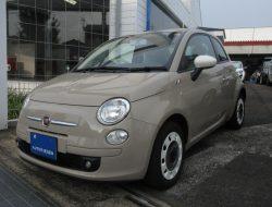 Fiat 500 パステロ