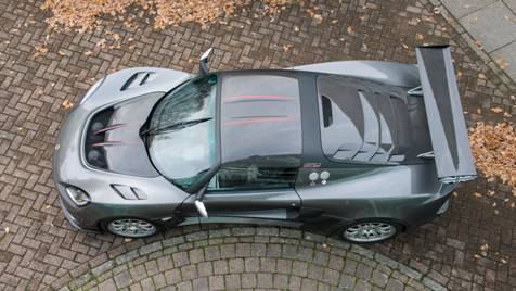 New Model Exige Cup 430