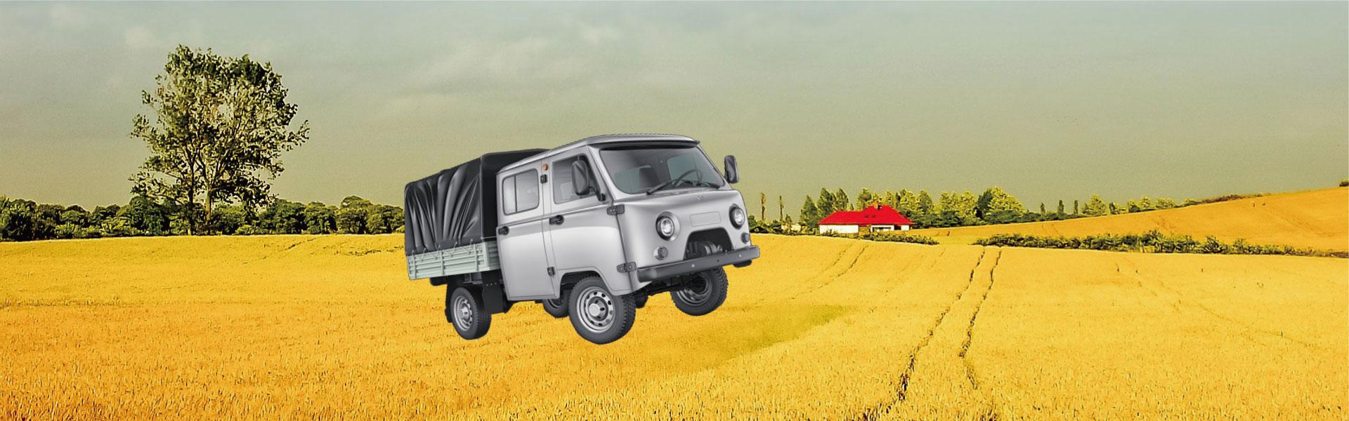 UAZ 39094 |農家
